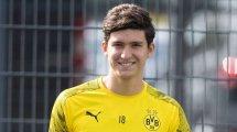 Von der Tribüne zur Albiceleste: Balerdi winkt kurioses Dortmund-Debüt