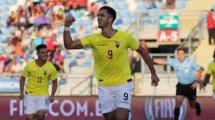 U20-Südamerikameisterschaft: Die Entdeckungen des Turniers