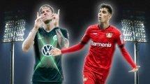Europa League-Vorschau: Bayer & Wölfe auf dünnem Eis