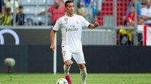Real-Trio kann gehen – Vázquez-Angebot aus der Bundesliga?