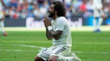 Real Madrid: Courtois & Marcelo fallen aus