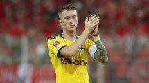 BVB gegen Inter: Reus & Alcácer fallen aus