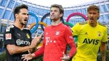Hummels, Müller, Kruse & Co.: Diese Ü23-Spieler stehen auf der Olympia-Liste