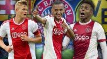 Heiß begehrt: Was wird aus den Ajax-Juwelen?