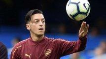 Arsenal-Abschied: Zieht es Özil über den großen Teich?
