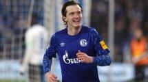 Schalke: Gregoritsch startet gegen die Ex-Kollegen