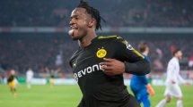 Batshuayi: Gerücht um Dortmund-Rückkehr