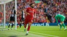 Rückblick: Salah zu schlecht für Wolfsburg