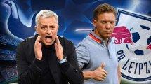Tottenham - Leipzig: Nagelsmann-Elf plötzlich Favorit
