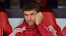 Müller denkt an Bayern-Abschied