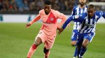 25-Millionen-Angebot: Semedo bittet Barça um Freigabe