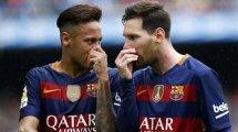Eigene Zukunft, Neymar & Lautaro: Klartext von Messi
