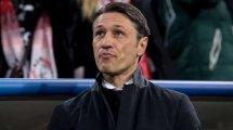 Bayern-Aufstellung: Kovac ergreift letzten Strohhalm