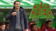 Olympiakos – FC Bayern: Kovac mit zwei Neuen