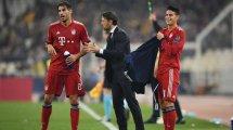 Bayern-Aufstellung: Kovac und die Grundsatzfrage