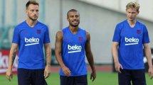 Barça: Preisschild für Rafinha