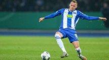 Offiziell: Hertha verleiht Duda an Norwich