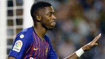 Plan B nach Sané: Bayern bastelt an Dembélé-Transfer