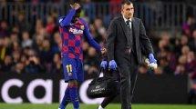 Spanier berichten: Dembélé sorgt wieder für Transfer-Ärger