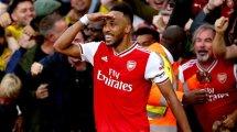 Medien: Aubameyang bricht Verhandlungen mit Arsenal ab