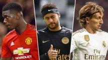 Ballon d'Or: Diese Superstars gehen leer aus