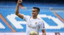 Real Madrid: Reinier setzt erstes Ausrufezeichen
