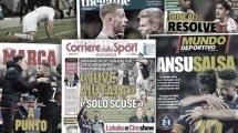 Bergwijn ohne Startprobleme | Ronaldo macht die 50 voll