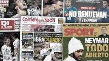 Duell um Ibrahimovic | CR7 glättet die Wogen