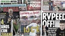 Zidane-Jubiläum bei Real | Ibrahimovic zlataniert Italien