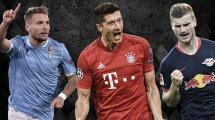 Top10 | Die besten Torjäger Europas