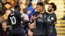 Bayern-Gerüchte um Firmino: Eindeutige Reaktion aus Liverpool