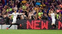 55 Millionen: Atlético holt neuen Stürmer