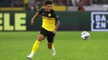 City wollte Sancho zum Rekordspieler machen
