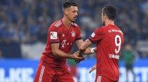 FC Bayern: Chance für Reserve-Trio