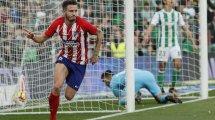 Atlético: Saúl-Zukunft unsicher