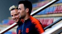 Tinte trocken: Busquets bleibt Barça treu