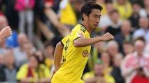 Alles klar: Kagawa wechselt nach Spanien