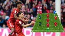 Die FT-Topelf des 28. Spieltags