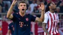 """""""Interesse intensiviert"""": Müller im Winter nach Mailand?"""