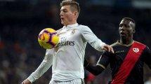 Offiziell: Real verlängert mit Kroos