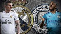Real Madrid - ManCity: Die voraussichtlichen Aufstellungen