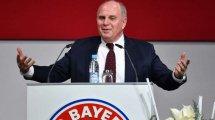 Hoeneß plaudert: Vier verrückte Transfer-Geschichten um den FC Bayern