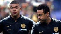 Barça: Neymar & Mbappé sorgen für internen Konflikt