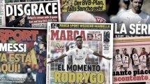 Messi überholt Ronaldo | Schändliches UEFA-Urteil