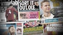 "Giroud als Barças Plan B | Atlético mit ""historischer"" Blamage"