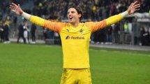 Yann Sommer Borussia Monchengladbach Alter Position Grosse Gewicht