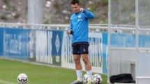 Neuer Klub: Entscheidung bei Konoplyanka gefallen