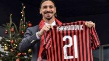 Verrückter Transfermarkt: Werders Dank an Ibrahimovic