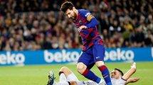 La Liga: Messi ist Spieler des Monats