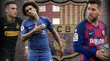Auf Messis Wunsch: Barças vier Transferziele für den Sommer